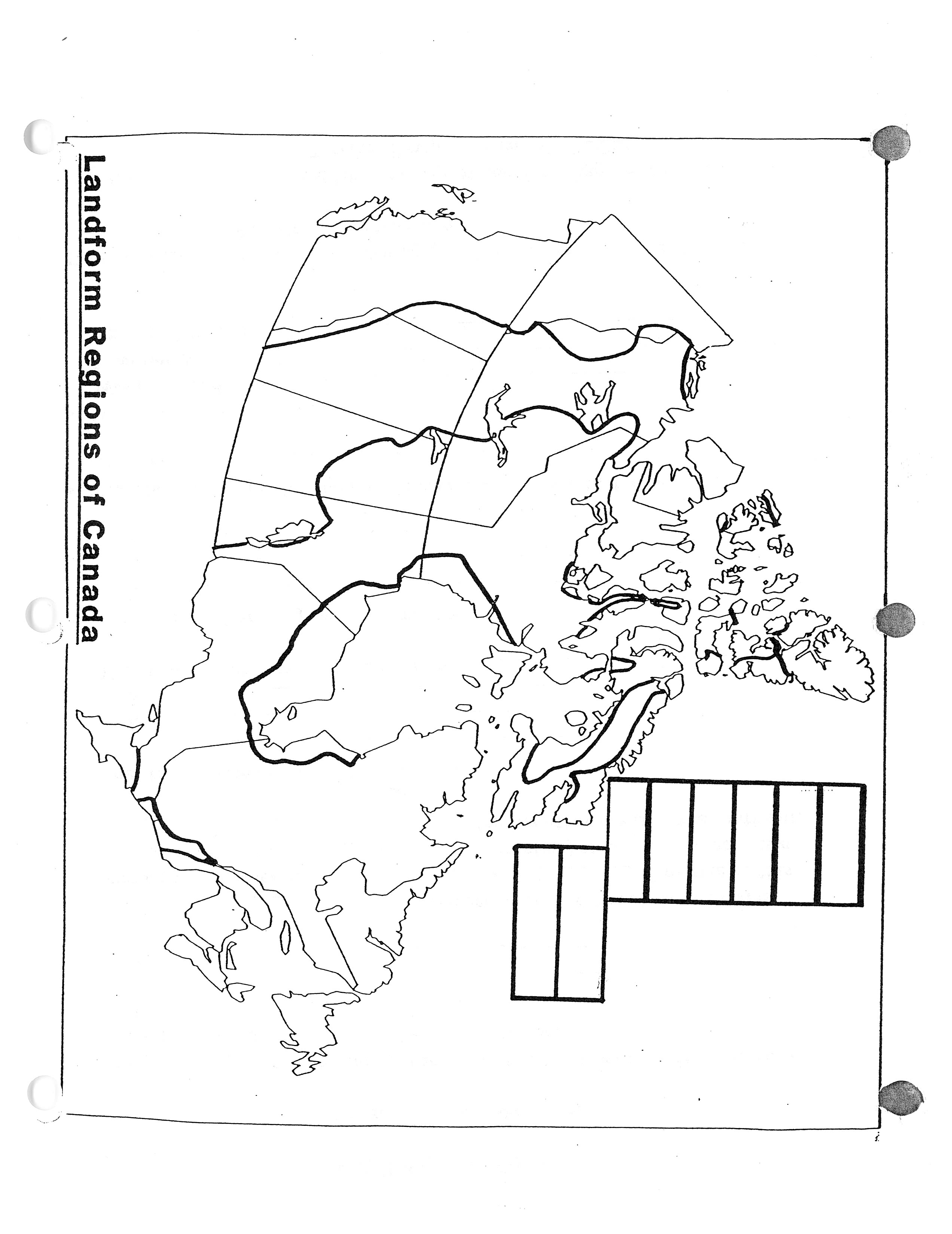 CGCPI SJAM Mr McMahons Pages - Canada map quiz